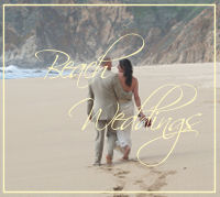 Northern California Beach Weddings